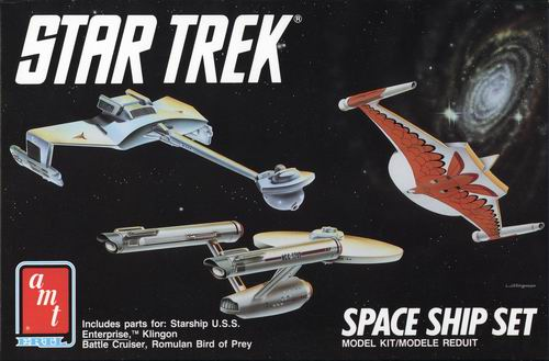 AMT Model kit 6677 Space Ship Set 1989.jpg