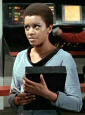 ...as Lt. Charlene Masters