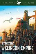 Hidden Universe The Klingon Empire cover