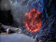 Horta burns through rockface, remastered