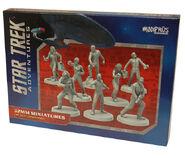 Star Trek Adventures - Miniatures TNG