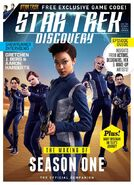 Star Trek Discovery Official Companion cover