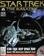 Star Trek The Magazine volume 3 issue 12 cover 2