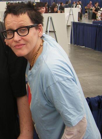 Lori Petty in 2008