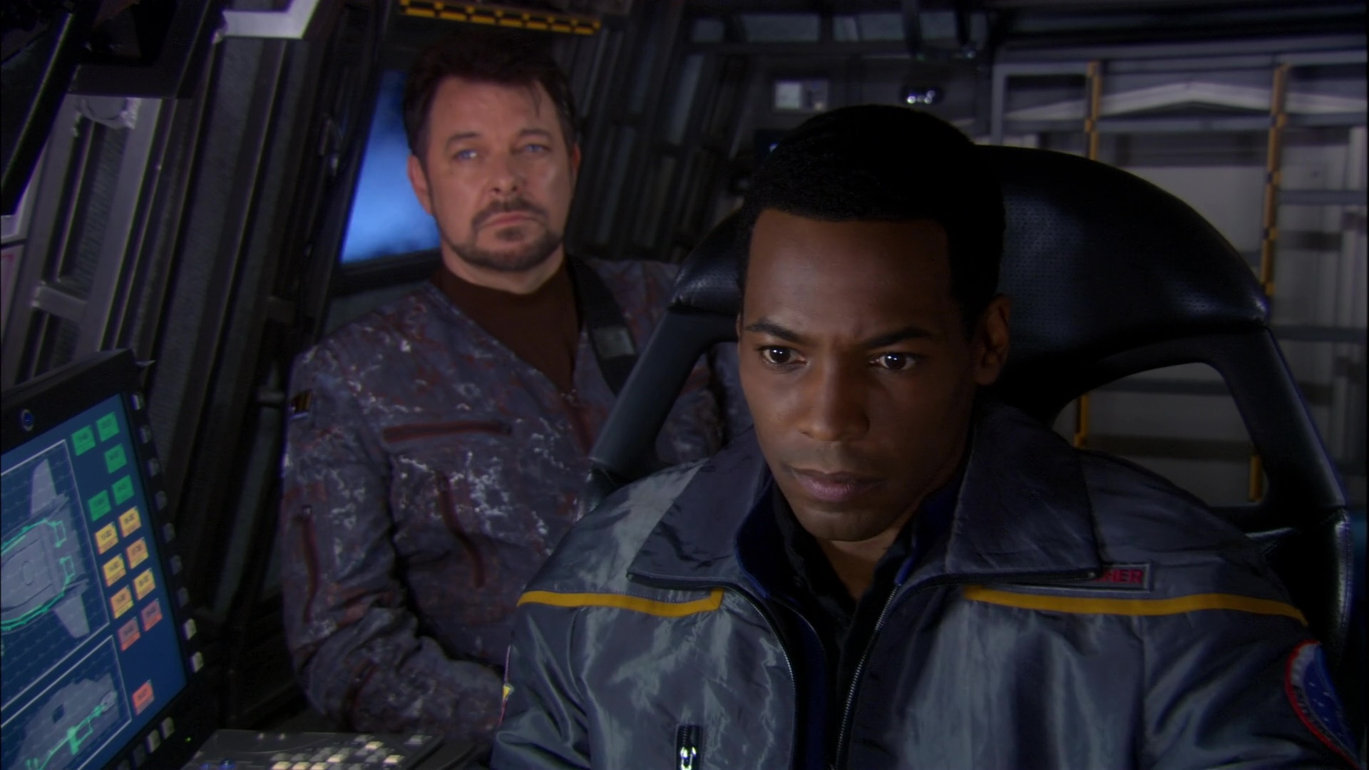 These Are the Voyages... (episode)
