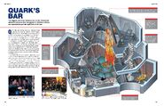 Star Trek Deep Space Nine Illustrated Handbook, pp. 58-59 spread