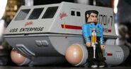 Minimates Galileo Shuttlecraft (unreleased)