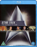 Star Trek The Motion Picture Blu-ray cover Region B