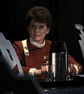Starfleet Headquarters flag officer 2