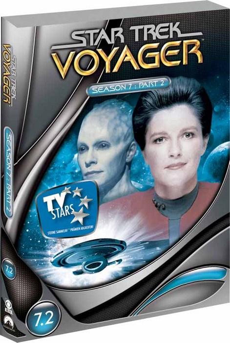VOY DVD-Box Staffel 7.2