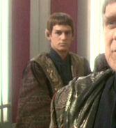 Vulcan high command member 2, KirShara