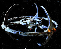 Space station Deep Space 9.