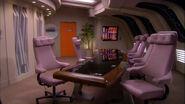 Enterprise-D lounge