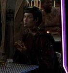 Female Vulcan officer 2063