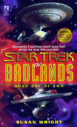 The Badlands, Book One cover