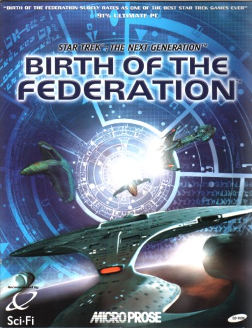 Birth of the Federation