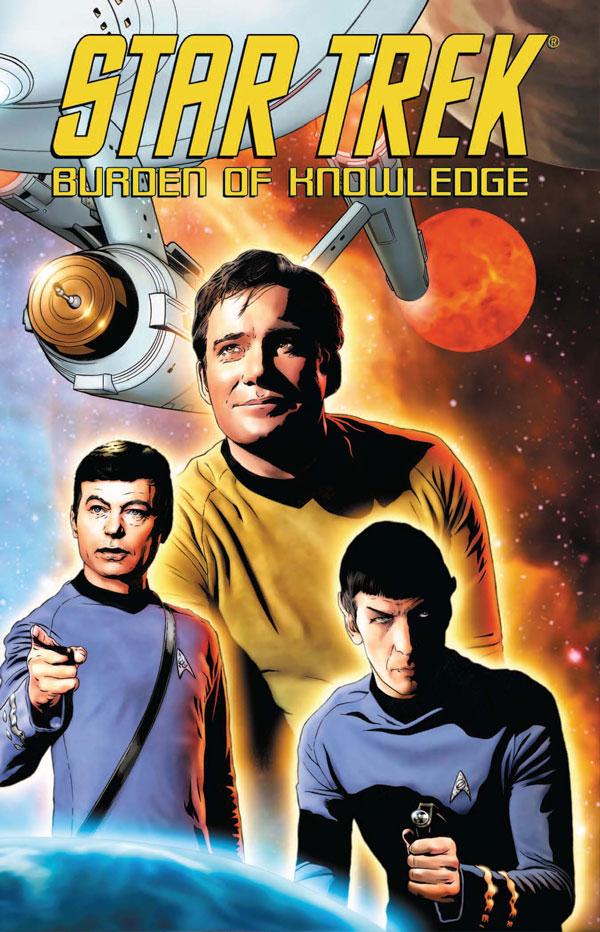 Star Trek: Burden of Knowledge (omnibus)