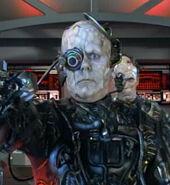 Keith Rayve, Borg Invasion 4D