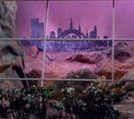 Planet Q Stadt