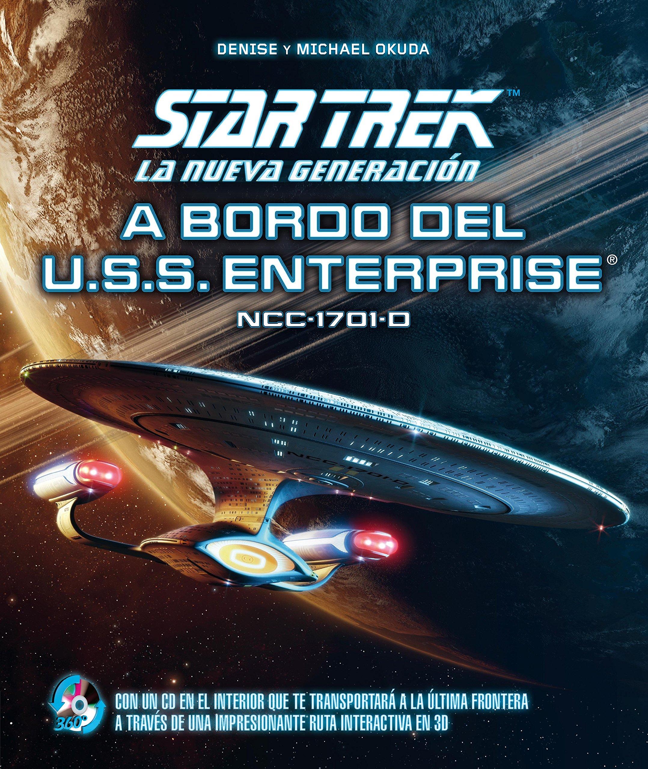 Star Trek: La Nueva Generación - A bordo del U.S.S. Enterprise NCC-1701-D