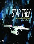 Star Trek A Comics History cover