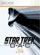 Star Trek D-A-C cover Xbox