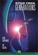 Star Trek generations (DVD 2000)