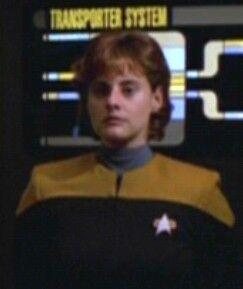Susan Nicoletti in 2375