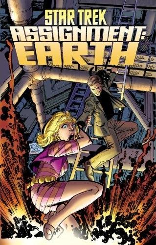 Star Trek: Assignment: Earth (omnibus)