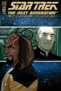 Intelligence Gathering issue 2 cover A