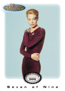 Seven of Nine: Women of Star Trek Extension
