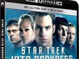 Star Trek Into Darkness (4K ultra HD)