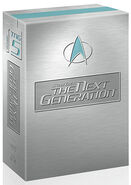 TNG Season 5 DVD-Region 1