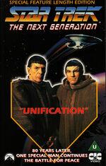 TNG Unification UK rental video cover.jpg
