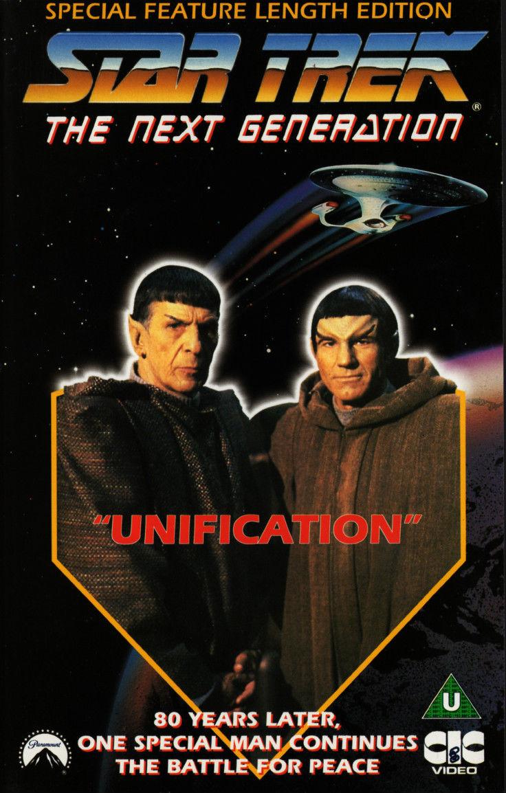 TNG Season 5 UK VHS