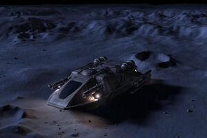 Tellarite shuttle