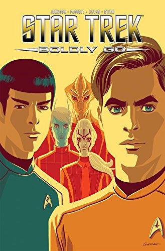 Star Trek: Boldly Go, Volume 2