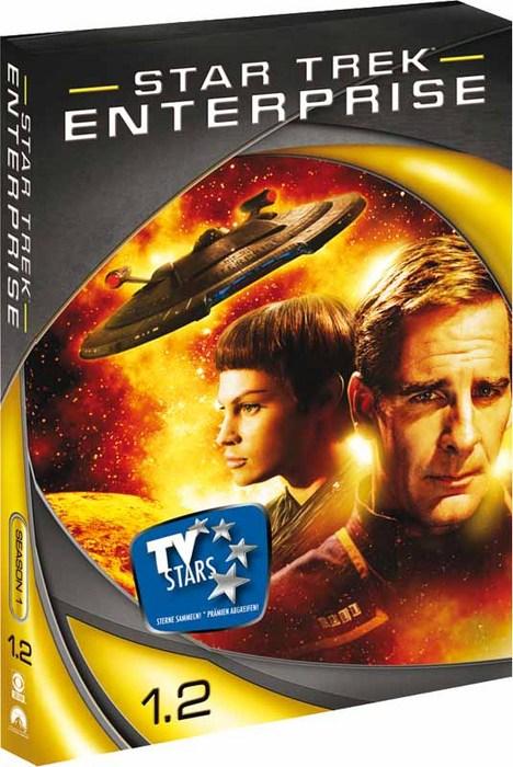 ENT DVD-Box Staffel 1.2