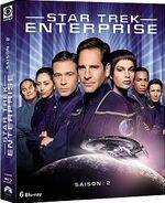 Enterprise, blu-ray saison 2 2013