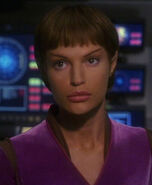 T'Pol, early 2154