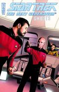 TNG Ghosts issue 4 cover