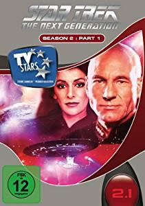 TNG DVD-Box Staffel 2.1