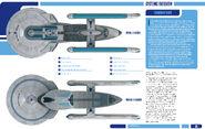 USS Enterprise Owners Workshop Manual pp. 84-85 spread