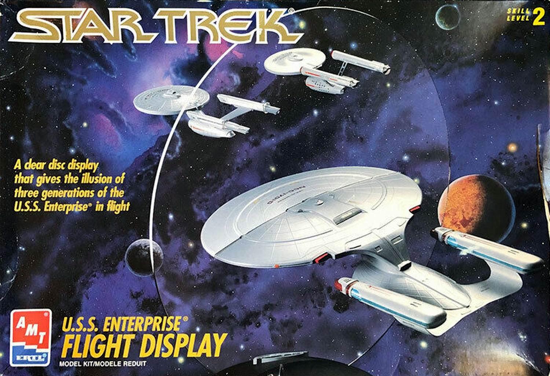 AMT Model kit 8787 3-piece USS Enterprise Flight Display Set 1995.jpg