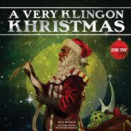 A Very Klingon Khristmas cover