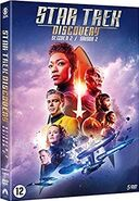 Discovery, saison 2, DVD, be-lux, 2019
