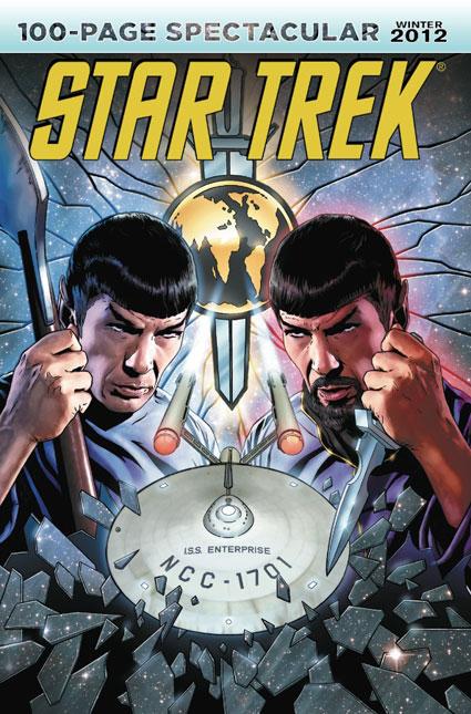 Star Trek - 100-Page Spectacular Winter 2012