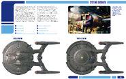 USS Enterprise Owners Workshop Manual pp. 18-19 spread