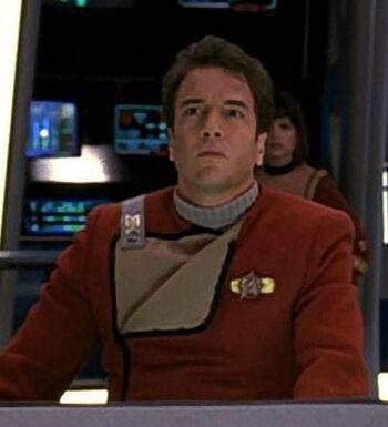 ...as the Excelsior navigator