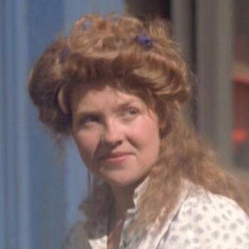 ...as Maggie O'Halloran